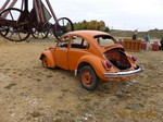 VW Bug Projectile