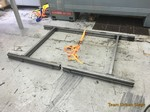 Welding side frames